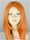 Orange Wig (Long Wavy,Rangiku)