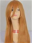 Orange Wig (Medium,Straight,Kirino)
