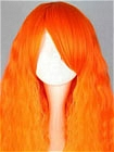Orange Wig (Mixed,Curly,Lolita)