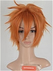Orange Wig (Short,Spike,Kain CF01)