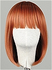 Orange Wig (Short,Straight,Haruka)