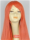 Orange Wig (Straight,Miki CF08)