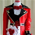 Oz Costume (Red Customize) from Pandora Hearts