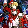 Oz Costume (Red) Desde Pandora Hearts