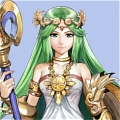 Palutena Cosplay from Kid Icarus