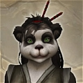 Pandaren Cosplay (Female) von World of Warcraft