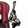 Parasoul Guns from Skullgirls