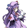 Patchouli Cosplay (2nd) from Touhou Project
