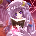 Patchouli Costume from Touhou Project