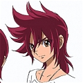 Pegasus Wig from Saint Seiya