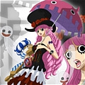 Perona Cosplay (2 years after) De  One Piece