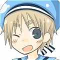 Peter Kirkland (Sealand) Costume from Axis Powers Hetalia