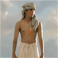 Pi Cosplay from life of Pi