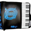Piano Wallet from Vocaloid