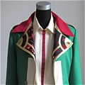 Pierce Cosplay (Top and Coat) De  Alice in the Country of Hearts