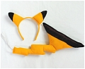 Pikachu Ears (Tail Set) from Pokemon