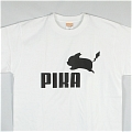 Pikachu T Shirt (White 01) from Pokemon
