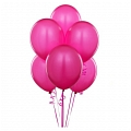 Pink Balloons