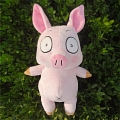 Pink Pig (Haru) from Accel World