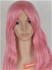 Pink Wig (Curly, Long, MLuka CF26)