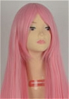 Pink Wig (Long,Straight,Moka,CF06)