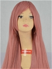 Pink Wig (Long,Straight, lucas CF08)