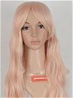 Pink Wig (Long,Wavy,Sheryl)