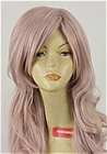 Pink Wig (Medium,Curly,GLightning)
