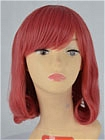 Pink Wig (Medium,Curly,Kofuku)
