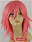 Pink Wig (Medium,Spike,XSP05QW)