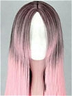 Pink Wig (Mixed,Long,Straight)