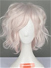 Light Pink Wig (Short,Wavy,GH600)