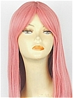 Pink Wig (Medium,Straight,Shimizu)