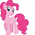 Pinkie Pie Cosplay Desde My Little Pony