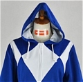 Blue Ranger Cosplay (Coat) Desde Power Rangers