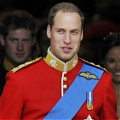 Prince William Wedding Uniform
