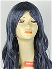 Princess Curly Grey Blue Costume Wig (Sydney)