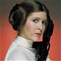 Leia Organa Costume De  Star Wars
