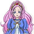 Princess Marie Ange Cosplay from Doki Doki Precure