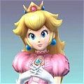 Princesa Peach Cosplay Desde Super Mario Bros