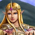 Princess Zelda Cosplay (Hyrule Warriors) from The Legend of Zelda