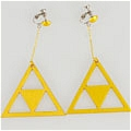 Princess Zelda Earrings Da The Legend of Zelda Ocarina of Time 3D