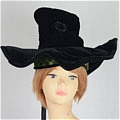 Professor Mcgonagall Cosplay Hat from Harry Potter