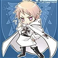 Prussia Cosplay (Knight) from Axis Powers Hetalia