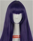 Purple Wig (Long,Straight,Bernkastel)