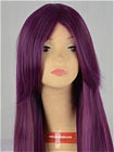 Purple Wig (Long,Straight,Hitagi CF08)