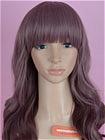 Purple Wig (Long,Wavy,B24)