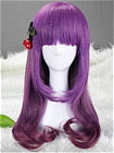 Purple Wig (Long,Wavy,B31)