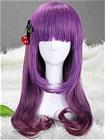 Purple Wig (Long,Wavy,B31)