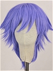 Purple Wig (Medium,Spike,XSP05ZW)